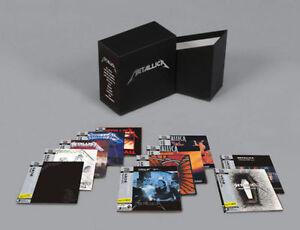 Metallica-034-The-Album-Collection-034-13-CD-Mini-LP-Japan-Box-Set