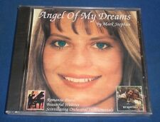 Angel Of My Dreams Mark Stephan~NEW~Private Romantic Piano Waltzes CD~FAST SHIP!