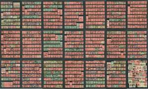 South-Africa-Postmarks-on-Transvaal-EDVII-Stamps-Duplicated-Approx-1200-items