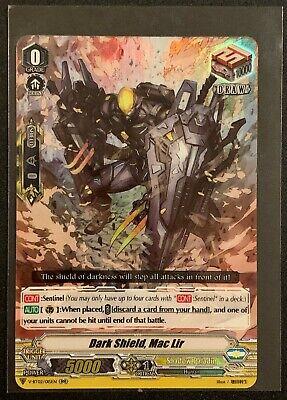 Mac Lir Vanguard Cardfight! V-BT02//015EN Dark Shield