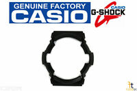 Casio G-shock Ga-201-1a Original Black Bezel Case Shell