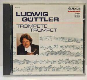 CD Ludwig Güttler - Trompete