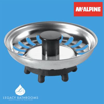 Mcalpine Replacement Kitchen Sink Strainer Waste Plug