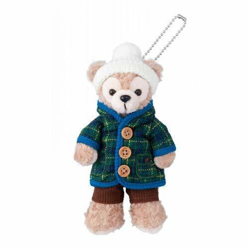 586 Duffy Plush Doll Budge Duffy/'s Christmas 2018 Tokyo DisneySea Limited