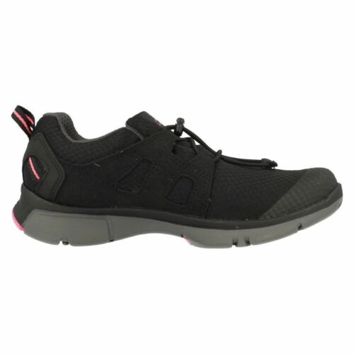 Uk Trace Eu Ladies 5 Sports 3 Trainers 35 Luminate Fitness Black Gym Clarks U8q6U