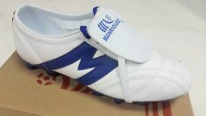 91113fa93af Image is loading Soccer-Leather-Cleats-Original-Authentic-Manriquez-Made-in-