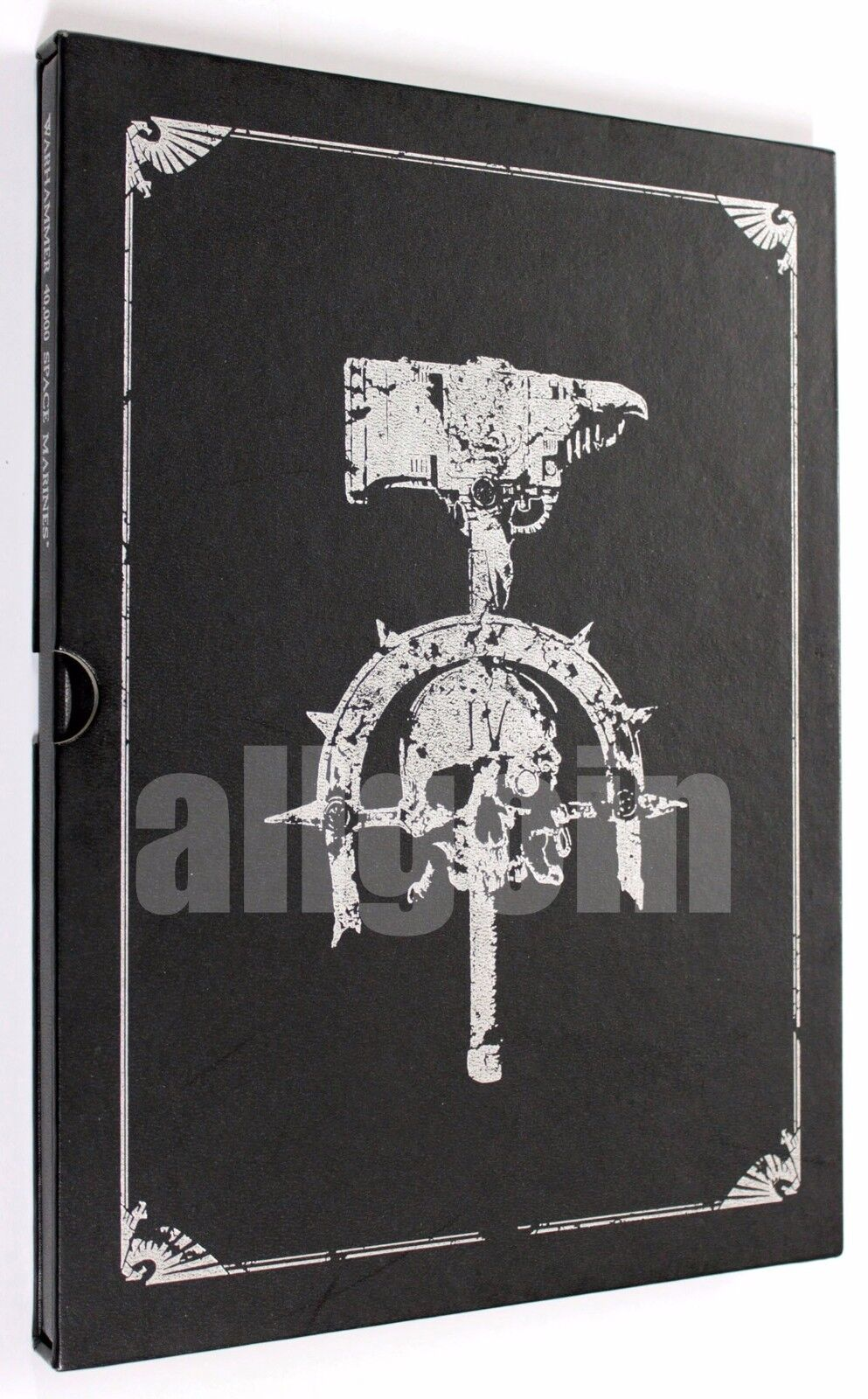 WARHAMMER 40.000 CODEX SPACE MARINES 2005 Deluxe Hardcover Limited Edition RARE