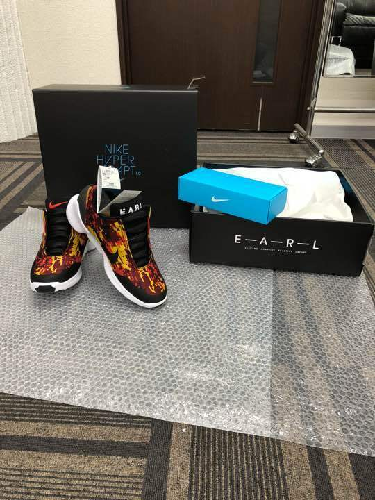 Nike Hyperadapt 1.0 Team Red 26.5cm from japan (5238