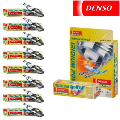 8 Pack Denso Iridium Power Spark Plugs 2007-2012 Audi A8 Quattro 4.2L V8 Kit