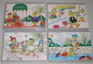 """Étrangères Personnages Super Puzzle """"duckies Hotel"""" avec toutes les notices de Schwind-afficher le titre d`origine lJ60aTeL-09093859-327639712"""