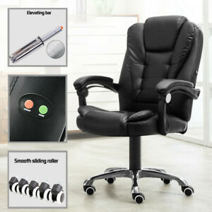 Office-Chair-Ribbed-Gaming-Chair-Racing-Swivel-Ergonomic-Computer-Desk-Task-Seat