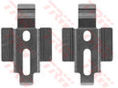 PFK342 TRW Accessory Kit disc brake pads Rear Axle