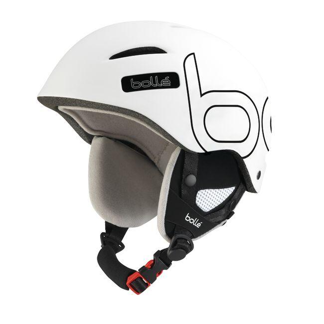 Bolle Neu Ski  Snowboardhelm white B-Style Neu Ovp  cheap and fashion