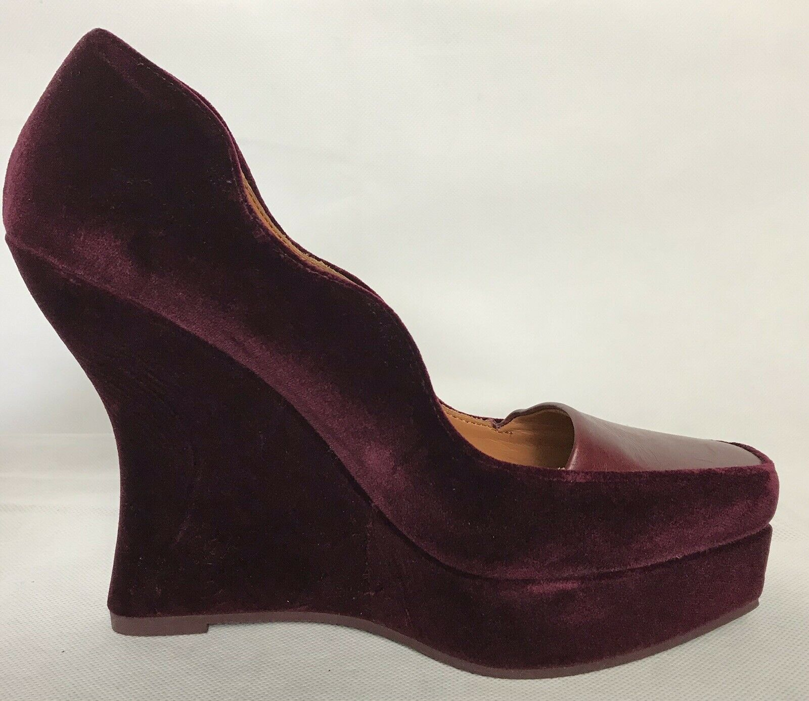 & Other Stories Boots Burgundy Burgundy Burgundy great condition 0c9165