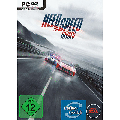 Need for Speed Rivals key [PC] EA Origin Download Code [Neu]
