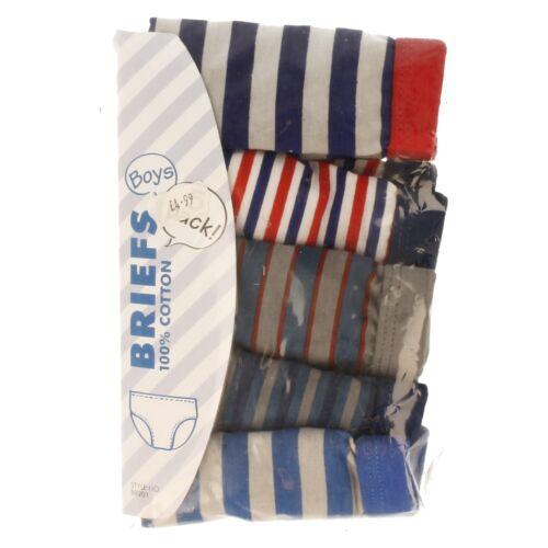 Boys 100/% Cotton Briefs BR201