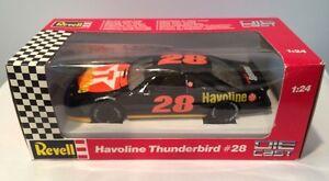 1992 Revell Diecast Car Havoline Ford Thunderbird #28 1:24 SCALE NIB - Deutschland - 1992 Revell Diecast Car Havoline Ford Thunderbird #28 1:24 SCALE NIB - Deutschland