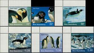2001-ROSS-DEPENDENCY-Penguins-6-MNH