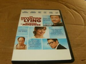 The-Invention-Of-Lying-Starring-Ricky-Gervais-DVD-2010-Used