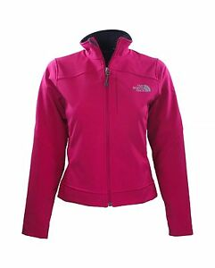 NWT Women's The North Face Apex Caroleena Jacket Coat Cerise Pink ...