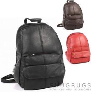 hbexn2405 Stock cuir Sac no femme rouge noir Ruck dos véritable marron pour à brun Stock noir souple Sak no rouge qYw4Y17Ux