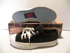 47cae29e0f06 CONVERSE JACK PURCELL VINTAGE MADE IN USA MEN 3.5   WOMEN SZ 5.5 ...