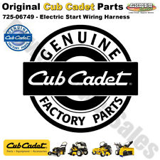 buy cub cadet 1862 dash wiring harness for indicator 725 3185 onlinegenuine cub  cadet electric start