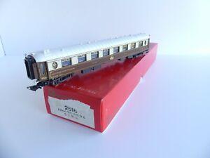 RIVAROSSI-2516-VOITURE-VOYAGEURS-PULLMAN-CIWL-WPc-N-4006