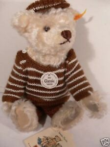 027550 Steiff Ca Teddybär 1907 26 Cm St In Germany Classic 120 Made wPXTlkiOZu