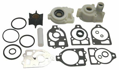 Water Pump Kit Mercury//Mariner V135 V150 V1500 V175 V200 V220 XR-4 Magnum