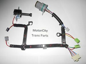 s l300 4l60e 4l65e transmission wiring harness (int) 03 06 oem new gm ebay 4l60e transmission wiring harness at gsmx.co