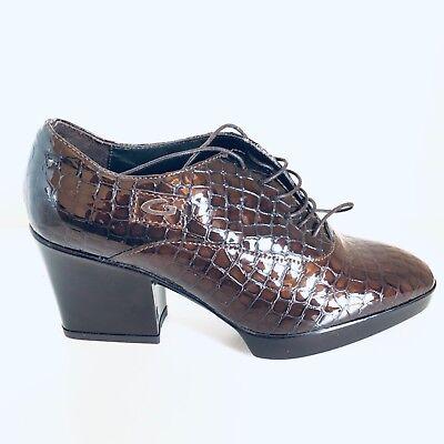 Guardiani Zapatos N.35 Mujer GUAW51 Marrón Piel | eBay
