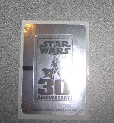 LEGO Star Wars 10179 UCS Millennium Falcon Sticker Sheet Decal 30th Anniversary