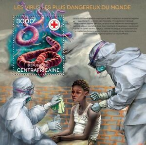 Central-Africa-2014-Red-Cross-Ebola-Virus-Medicine-S-S-FDC-IMPERF-CA14601b