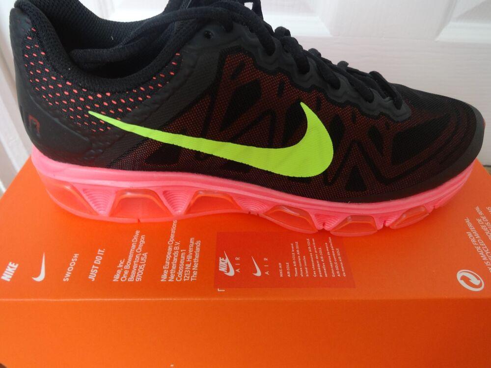 Nike Lunar Fingertrap TR Cross Training homme chaussures noir blanc NWOB 898066-001