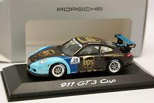 Minichamps 1/43 - Porsche 911 GT3 Cup UPS