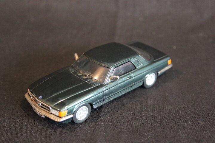 AMR Century Mercedes-Benz 450 SLC 1972 1 43 vert Metallic(JS)