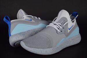 e28b029a07 NIB! Womens Nike Lunarcharge BN MAG 933797 014 sz 7-8 wolf grey blue ...