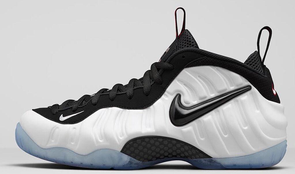 Nike Foamposite Pearl Class 1997 He Got Game Size 11.5. 808643-100 Jordan penny