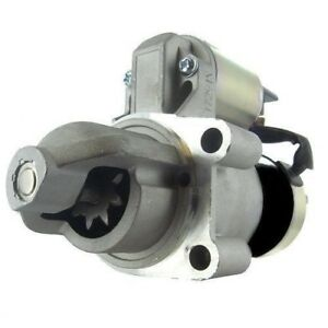 Details about New Starter for Linamar eng LX720 LX770 LX790 LX990 Mustang  Skid Steer 332 Onan