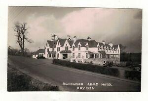DRYMEN-BUCHANAN-ARMS-HOTEL-OLD-R-P-POSTCARD-1950s