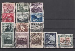 Liechtenstein-Nr-94-107-gestempelt-850-Michel