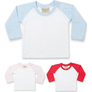 Larkwood Baby//Toddler T-Shirt SIZE 24-36 COLOUR White