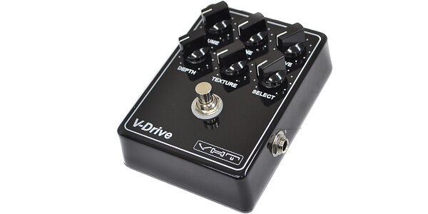 New VHT V-DRIVE Over Drive Pedal From Japan