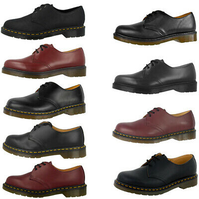 Dr Doc Martens 1461 3 Hole Leather Shoes Boots Various Models 1460 | eBay