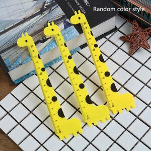 Giraffe-Ruler-Student-Prizes-School-Supplies-Stationery-Cartoon-Ruler-Of-15-CSS