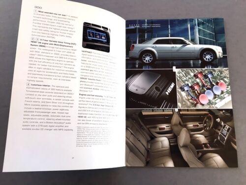 2009 Chrysler Line Original Sales Brochure Catalog  300 Aspen PT Cruiser Sebring