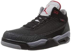 super popular c9bb5 ad4b6 Image is loading Nike-Air-Jordan-Flight-Mens-Basketball-Shoes-599583-