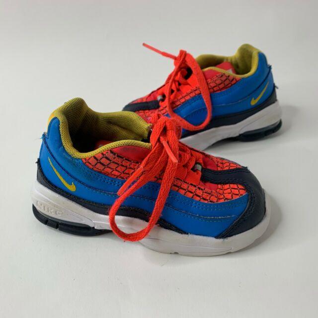 Nike Air Max 95 Spider Man Toddler