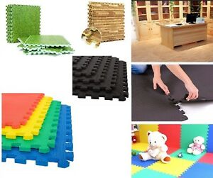 INTERLOCKING-EVA-SOFT-FOAM-MATS-EXERCISE-FLOOR-GYM-GARAGE-HOUSE-OFFICE-MAT
